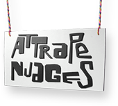 Attrape nuages Sticky Logo