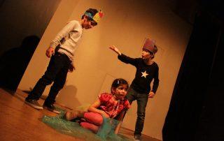spectacle théâtre enfants scénographie paris 11e