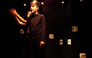 spectacle théâtre enfants scénographie