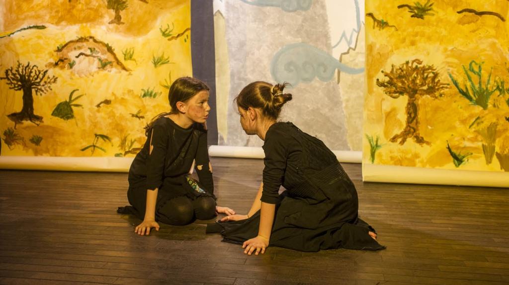 spectacle théâtre enfants