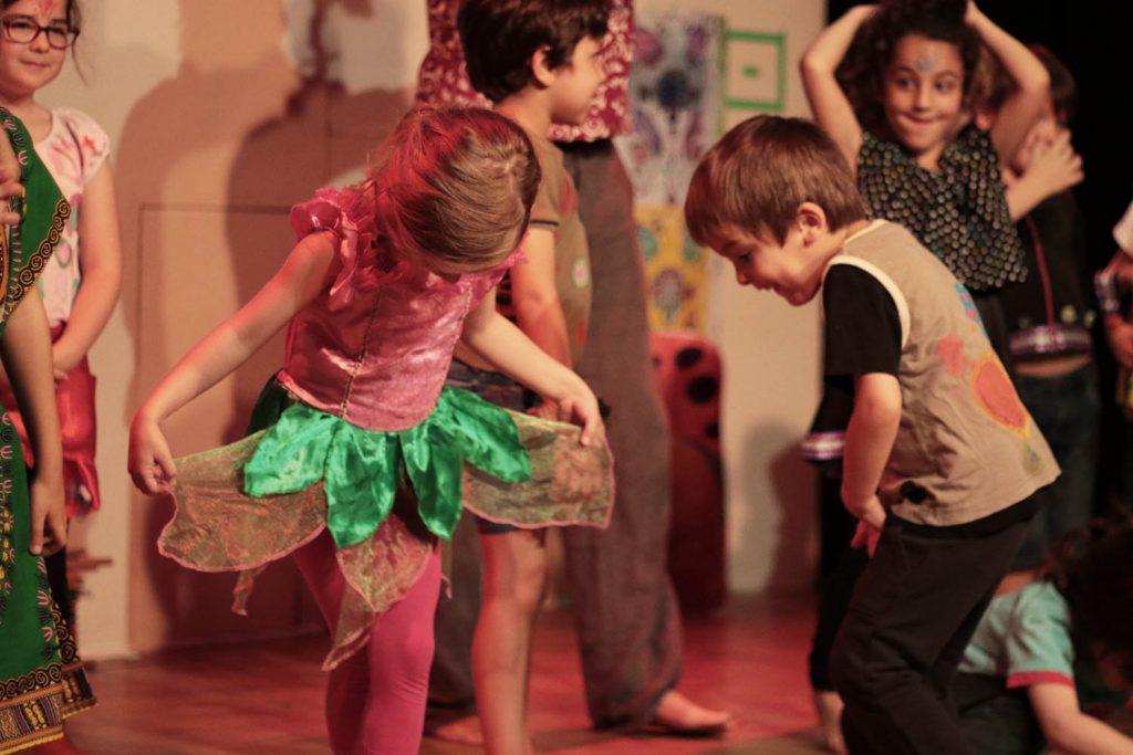 atelier théâtre cirque