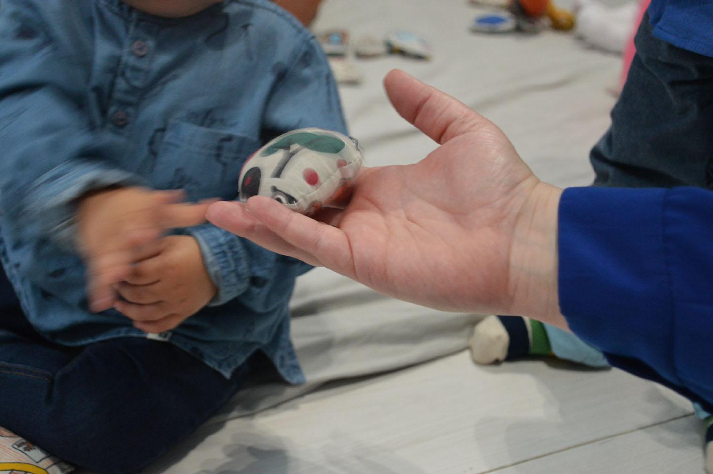 atelier bébé nounou