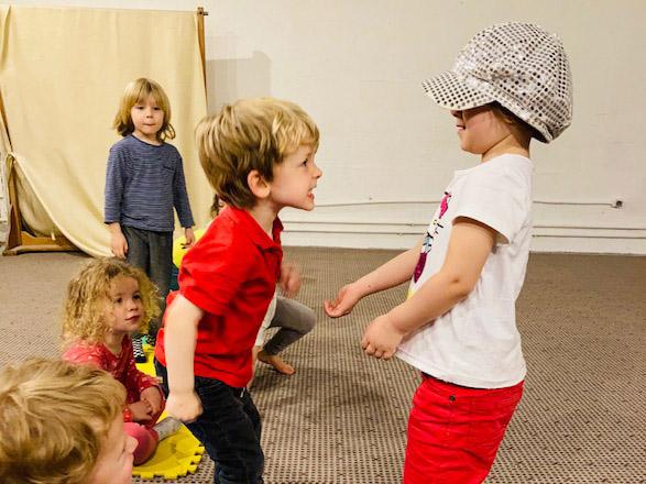 ateliers 3 - 4 - 5 - 6 - 7 ans théâtre enfants paris 11e